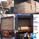 La fábrica vende al por mayor el alto papel pegajoso Rolls de la sublimación 120GSM para la impresión de la transferencia