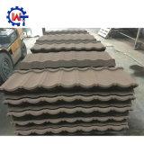 Amerika-populäre Metallbaumaterial-Dach-Fliese mit verschiedenen Farben
