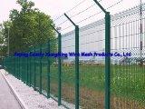 2015新しい到着の機密保護によって溶接される金網の塀