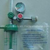 Регулятор кислорода стационара медицинский (Плавать-тип)