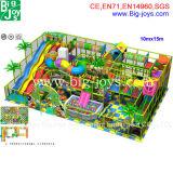 Parque de Diversões profissional Kids Naughty Castle equipamento (BJ-A110)