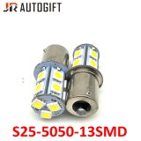 Car-Styling bombillas LED Auto 5050 13S25 P21W P21/5W luz de giro