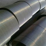 66 x 110 сетка, сетка матерчатого фильтра провода оборудования черного листового железа Weave голландеца