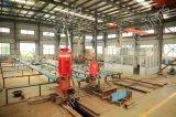 Turbina vertical eléctrico en varias etapas de la bomba de la lucha contra incendios