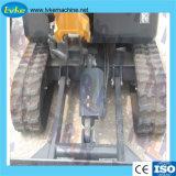Mini hydraulischer Gleisketten-Exkavator-Vertrags-Gräber mit Laidong Motor