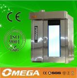 Forno industrial automático do cozimento do aço inoxidável
