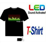Custom Electric LED Flashing T Shirts