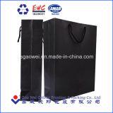 Couleur d'accompagnement personnalisé impression papier kraft brun sacs d'emballage