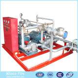 Sistema di pompaggio elettrico della gomma piuma del motore per la pompa antincendio