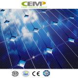 I veicoli solari hanno richiesto Moudles solare monocristallino 110W, 140W, 150W, 190W