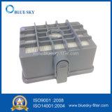 Grauer Filter des Quadrat-HEPA für Staubsauger