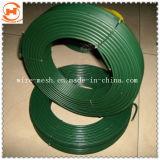12La jauge sur le fil de fer enduit de PVC