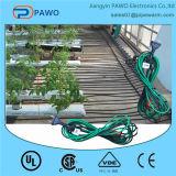 4 m de câble chauffant plante étanche pour une humidité élevée d'endroits