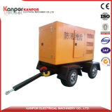 De Dieselmotor Genset van de Luchtkoeling 180kVA van Beinei 144kw