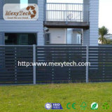 Mexytech WPC 최신 판매에 있는 목제 플라스틱 합성 격자 담