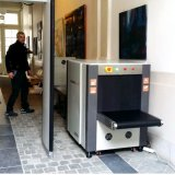 Xj6550 Equipamentos de proteção de segurança aeroportuária Scanner de Raios X Sala Detector de segurança