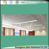 Azulejos de aluminio del techo para la decoración de la alameda