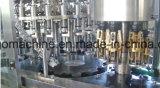 Automatische het Vullen van de Drank van het Drinkwater van de Fles van het Glas Bottelende Apparatuur voor Al GLB van de Kroonkurk