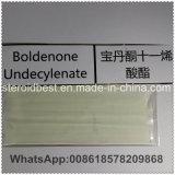 Gelbes öliges flüssiges Boldenone Undecylenate für Gebäude-Muskel-Masse
