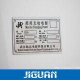 주문 고품질 구리 금속 명찰 및 스티커 (DC-H)