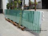 Sándwich de vidrio templado de gran tamaño para la construcción de alta