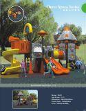 Sichere weiche Kind-im Freienspielplatz-Gerät