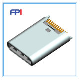 USB 3.1 24のPinのタイプCのプラグ