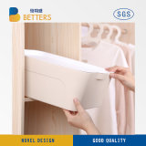 Высокое качество товаров для домашнего хозяйства 130L для тяжелого режима работы прозрачный пластиковый контейнер для хранения