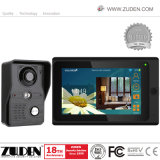 "7 "" TFT LCD Form-videotür-Telefon"