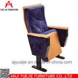 教会椅子によってパッドを入れられるYj1613rを折る金属材料