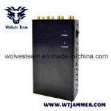 8 Antennen-Handhemmer WiFi VHF-UHF-und 3G 4glte 4gwimax Telefon-Signal-Hemmer