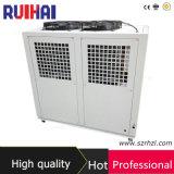 Refrigerador refrigerado a ar do sistema refrigerando de máquina da injeção