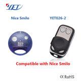 Compatibele Nice-Smilo Afstandsbediening, Bft Zender, Beninca Allmatic Zeer belangrijke FOB- Yet026