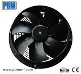 365x90mm 48V DC ventilateur axial à rotor externe avec l'anneau de paroi