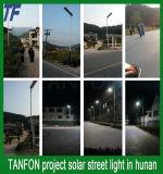 luz de rua solar do diodo emissor de luz 60W