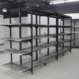 Полка сети доски провода полки индикации товаров бакалеи супермаркета