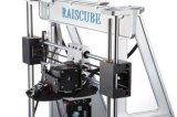 Raiscube 높은 정밀도 알루미늄 기구 Fdm Prusa I3 3D 인쇄 기계