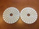 다이아몬드 대리석 화강암 콘크리트 지면을%s 건조한 닦는 패드 부드러움 닦는 패드