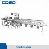 De Sorterende Machine van de Weger van de Controle van de transportband voor de Lijn van de Verpakking van het Fruit/van Zeevruchten