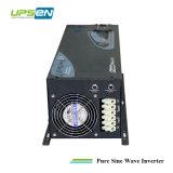 Soem-reine Sinus-Welle 3000 Watt, 6kw, 8kw, 10kw 12/24/48 Volt-Energien-Inverter-Aufladeeinheit LCD-Bildschirmanzeige für Büro und Hauptanwendung