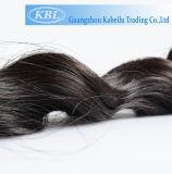 Двойные слои, человеческие волосы девственницы Peruvian 100%