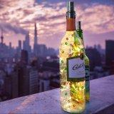 ワイン・ボトルのコルクはびんDIY、クリスマス、結婚式および党のための銅線ストリングライト銅線20 LEDの球根をつける