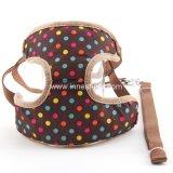 De polka-Punt van de Levering van de Leiband van het Lood van het Product van het Huisdier van het nieuw-ontwerp de bijkomende Uitrusting van de Hond