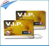 Contato de alta qualidade cartão IC chip da placa de PVC Cartão Inteligente