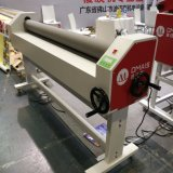 Machine feuilletante de papier froide manuelle simple