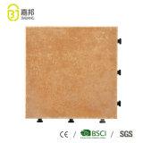 Chinese-Klicken-Geklapper-Markennamen des Mattendes glasierten Vitrified keramischen Porzellan Fliese-Bodenbelag im niedrigen Preis für Balkon