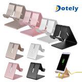 전화 &Tablet를 위한 알루미늄 셀룰라 전화 PC 책상 대 홀더