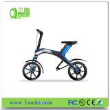 """"""" mini motore elettrico piegante Ebike 300W del motorino 14 che piega bici elettrica Robstep X1"""
