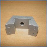 Parti di giro di alluminio personalizzate del pezzo meccanico di CNC/CNC