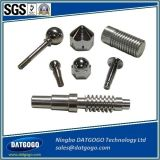 カスタムステンレス鋼CNCの機械化の部品の鋼鉄棒